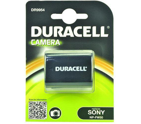 DURACELL Baterie - DR9954 pro Sony NP-WF50 + DOPRAVA ZDARMA