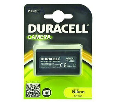 DURACELL Baterie - DRNEL1 pro Nikon NP-800 + DOPRAVA ZDARMA