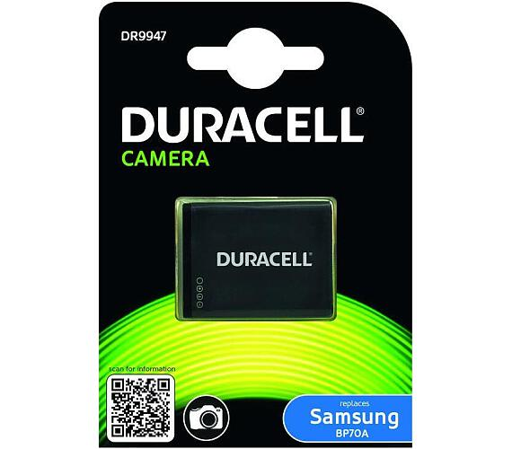 DURACELL Baterie - DR9947 pro Samsung BP70A