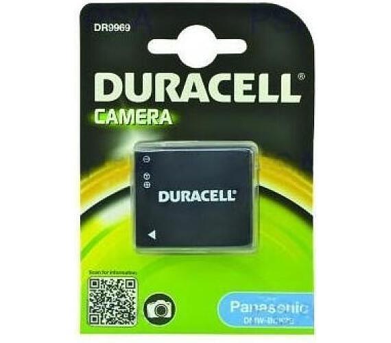 DURACELL Baterie - DR9969 pro Panasonic DMW-BCK7E