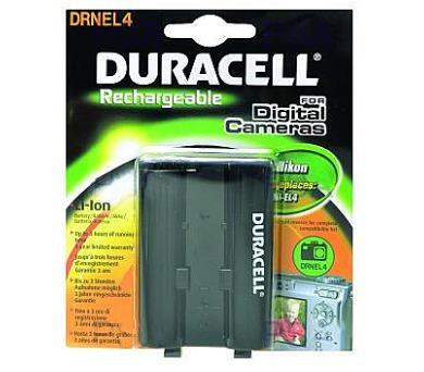 DURACELL Baterie - DRNEL4 pro Nikon EN-EL4 + DOPRAVA ZDARMA