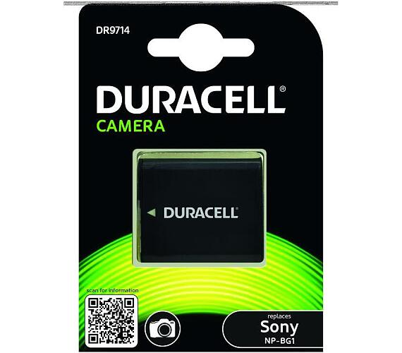 DURACELL Baterie - DR9714 pro Sony NP-BG1