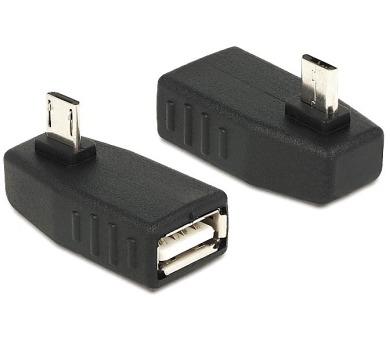 Delock Adapter USB micro-B samec > USB 2.0-A samice