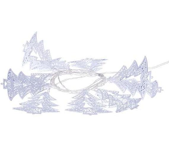 Emos LED dekorační řetěz 10LED XMAS TREE GARLAND 3AA WW