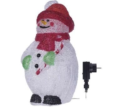 Emos LED dekorační řetěz 40LED XMAS SNOWMAN IP44 T CW