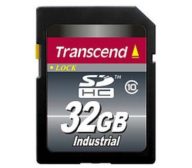 Transcend 32GB SDHC průmyslová paměťová karta