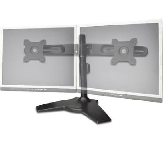Digitus stolní stojan pro dva monitory