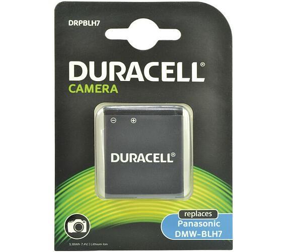 DURACELL Baterie - pro digitální fotoaparát nahrazuje Panasonic DMW-BLH7E