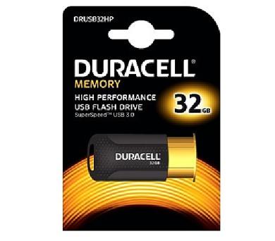 Duracell DRUSB32HP 32GB USB 3.0 Flash Memory Drive