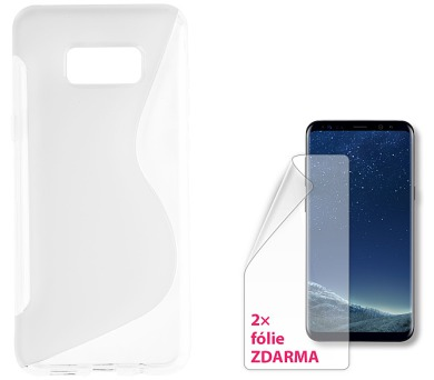 CONNECT IT S-COVER pro Samsung Galaxy S8+ (2017