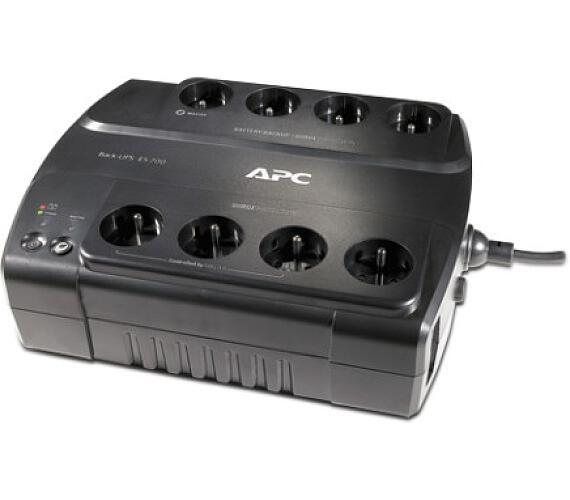 APC Back-UPS ES 700VA(405W) Power-Saving + DOPRAVA ZDARMA
