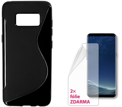 CONNECT IT S-COVER pro Samsung Galaxy S8 (2017