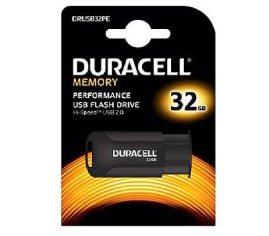 Duracell DRUSB32PE 32GB USB 2.0 Flash Memory Drive