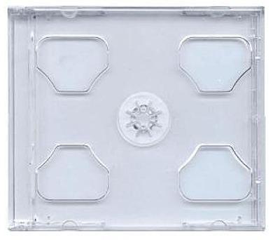 Krabička na 2x CD - čirá