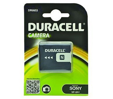 DURACELL Baterie - DR9953 pro Sony NP-BN1