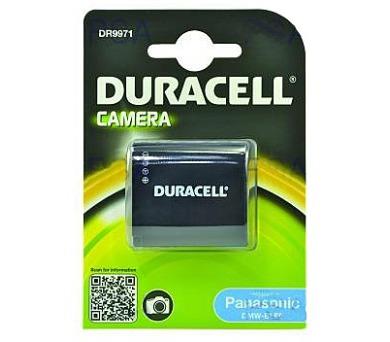 DURACELL Baterie - DR9971 pro Panasonic DMW-BLE9 + DOPRAVA ZDARMA