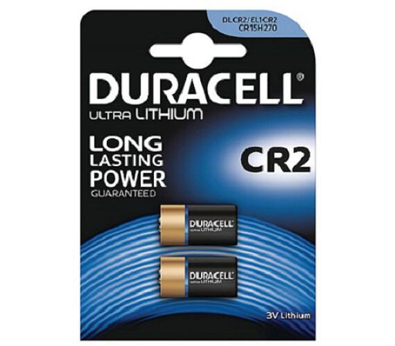 DURACELL Baterie - CR2 3V Lithium Battery