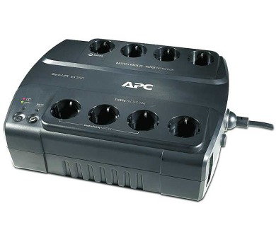 APC Stromsparende APC-Back-UPS ES 8 Ausgang 550 VA + DOPRAVA ZDARMA