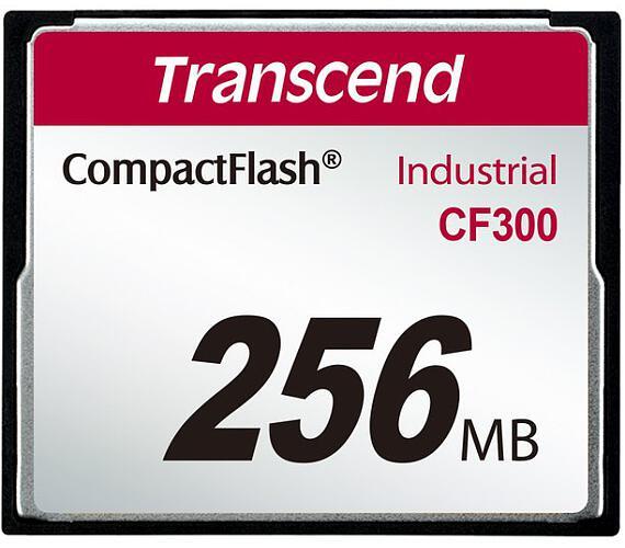 Transcend 256MB INDUSTRIAL CF300 CF CARD