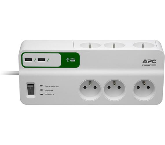 APC Essential SurgeArrest 6 outlets with 5V