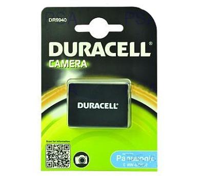 DURACELL Baterie - DR9940 pro Panasonic DMW-BCG10 + DOPRAVA ZDARMA