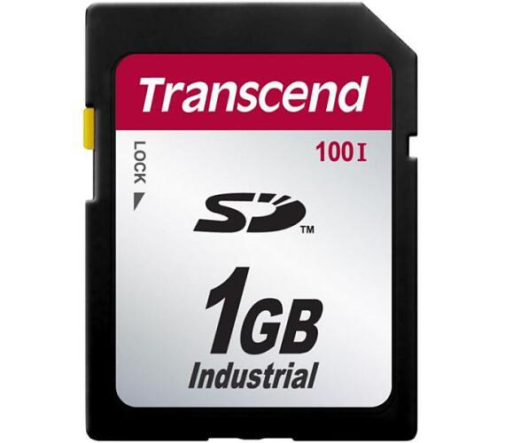 Transcend 1GB SD průmyslová paměťová karta (TS1GSD100I)