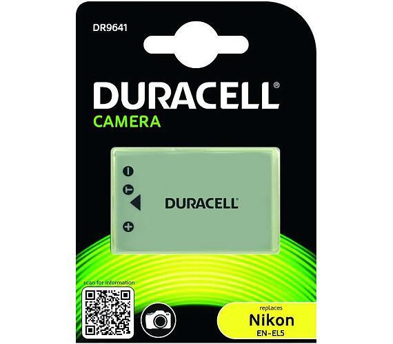 DURACELL Baterie - DR9641 pro Nikon EN-EL5
