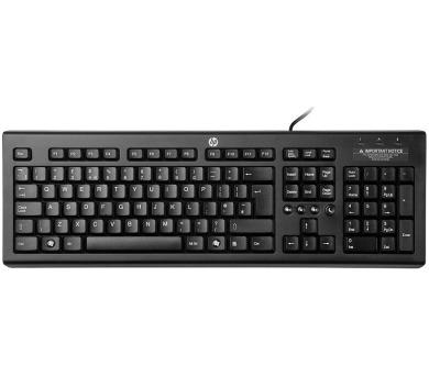 HP klávesnice USB