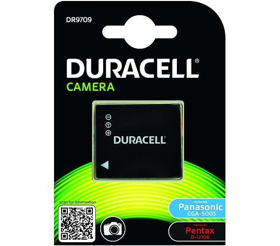 DURACELL Baterie - DR9709 pro Panasonic DMC-FS1