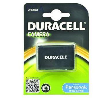 DURACELL Baterie - DR9952 pro Panasonic DMW-BMB9E + DOPRAVA ZDARMA