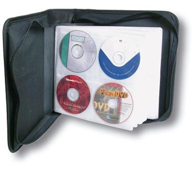 Ednet. pouzdro na 200 CD