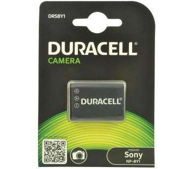 DURACELL Baterie - DRSBY1 Baterie do fotoaparátu 3,7V 620mAh 2,29Wh