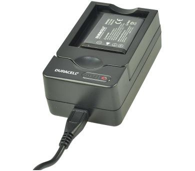 Duracell Digital Camera Battery Charger for Nikon EN-EL19 & Fujifilm NP-130