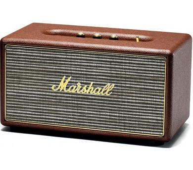 MARSHALL STANMORE Bluetooth Brown - hnědý + DOPRAVA ZDARMA