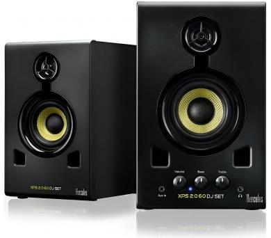 Hercules XPS 2.0 60 DJ Set + DOPRAVA ZDARMA