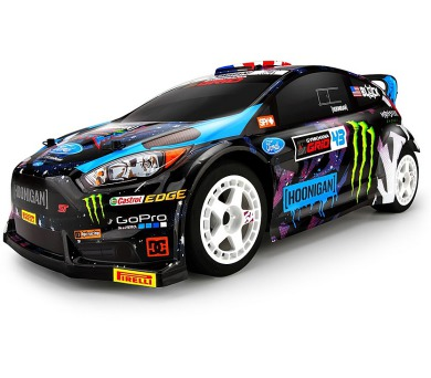 HPI RC Auto - Micro RS4 Ford Fiesta RTR s 2,4GHz RC soupravou