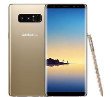 Samsung SM-N950F Galaxy Note 8 gsm tel. Maple Gold 64GB + DOPRAVA ZDARMA