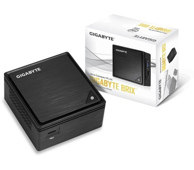 Gigabyte Brix N3350 barebone pasiv (GB-BPCE-3350C-BWUP)