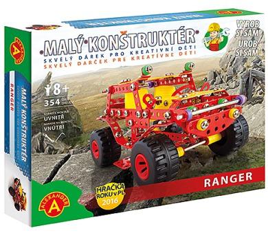 Ranger-malý konstruktér