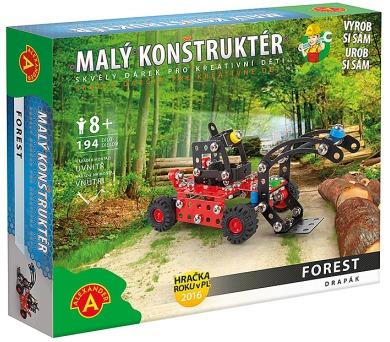 Forest Drapák-malý konstruktér