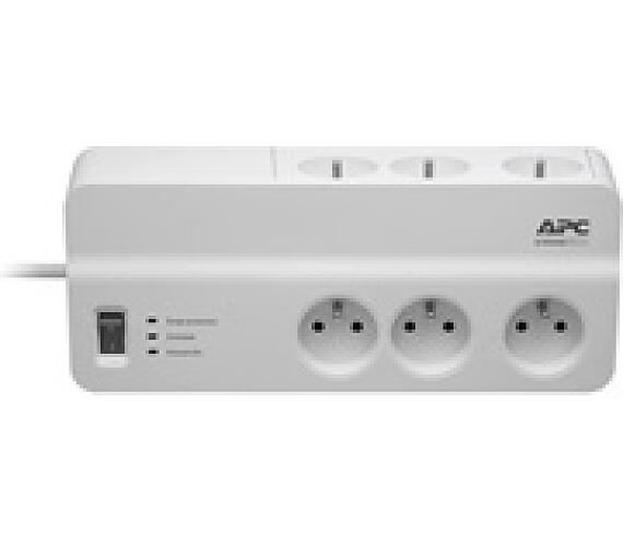 APC Essential SurgeArrest 6 outlets 230V France