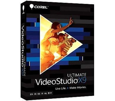 VideoStudio Pro X9 ULTIMATE ML BOX - jazyk EN/FR/IT/DE/NL (VSPRX9ULMLMBEU) + DOPRAVA ZDARMA