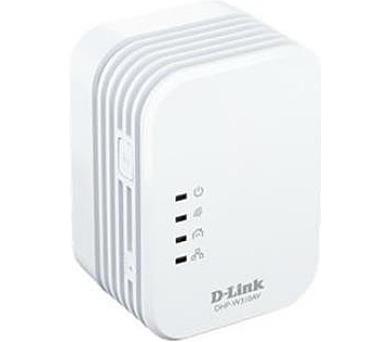 D-Link DHP-W310AV PowerLine AV 500 Wireless N Mini Extender (DHP-W310AV/E)