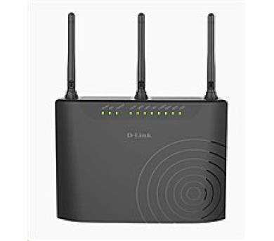 D-Link DSL-3682 Wireless AC750 VDSL Modem Router