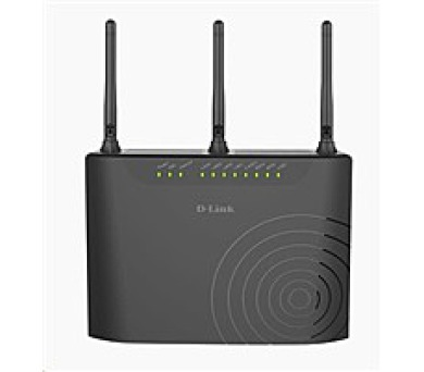 D-Link DSL-3682 Wireless AC750 VDSL Modem Router