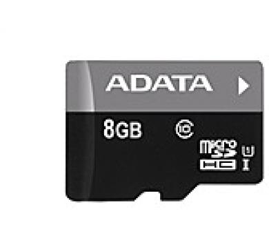 ADATA Micro SDHC karta 8GB UHS-I Class 10 + USB čtečka v3