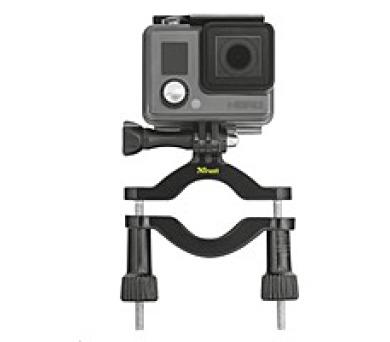 TRUST spona pro kameru na řídítka Handle Bar Mount For Action Cameras (20894)