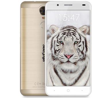 "UleFone smartphone Tiger 5,5"" Gold"