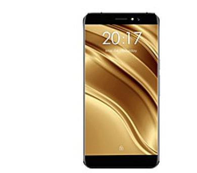 """UleFone smartphone S8 Pro 5,3"""" Black 2/16GB Android 7 dual camera + silicon case"""