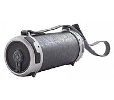 GOCLEVER Sound Tube XL Black - přenosný BT reproduktor (ASTUBXLB)
